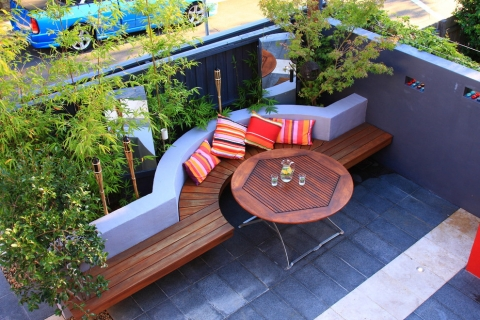 5 Amazing Urban Garden Designs Picture