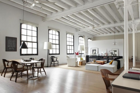 Industrial Living Room Decor Ideas Picture