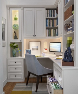 Practical Home Office Ideas Picture