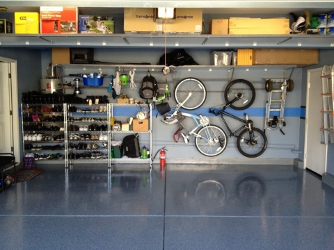 Practical Ideas for Your Garage Picture