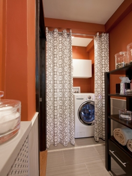 Simple Decor Tips that Will Add a Touch of Style to the Laundry Room Picture